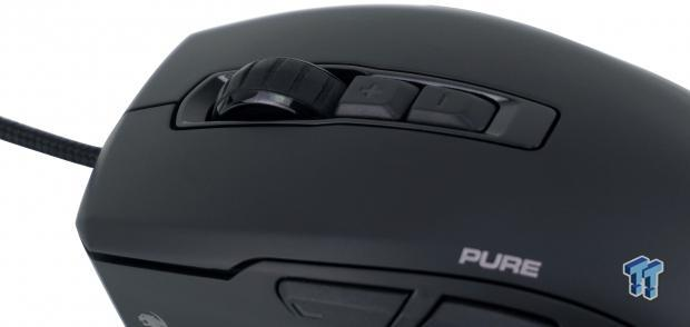 ROCCAT Kone Pure Owl-Eye Optical RGB Gaming Mouse Review