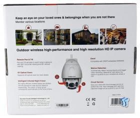 Foscam FI9928P 1080p PTZ Dome Camera Review