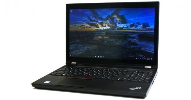 Lenovo ThinkPad P51 (Kaby Lake) Laptop Review