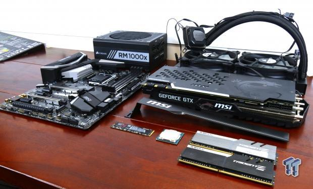 MSI Z370 Gaming Pro Carbon AC System Build Guide