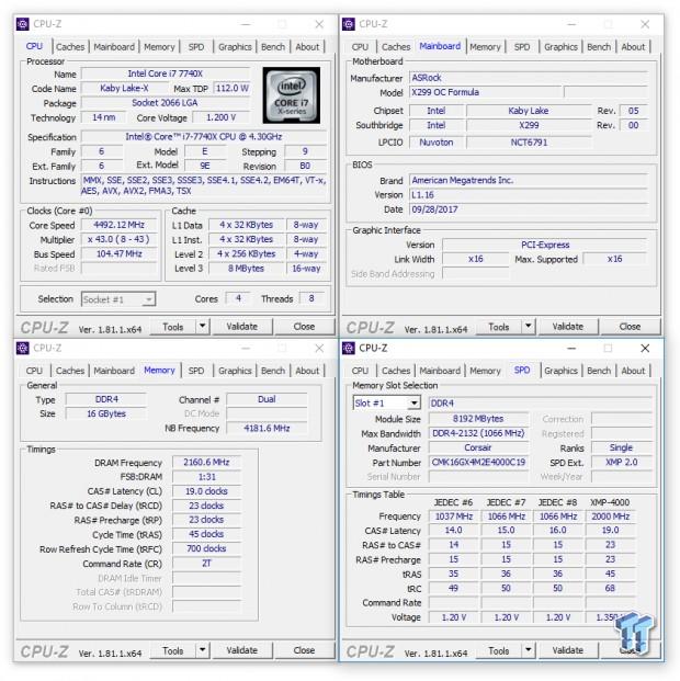 Corsair Vengeance LPX DDR4-4000 16GB Memory Kit Review