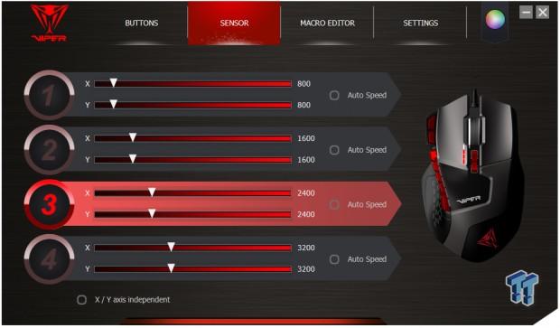 Patriot Viper V570 Blackout Gaming Mouse Review