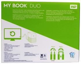 WD My Book Duo 20TB Review