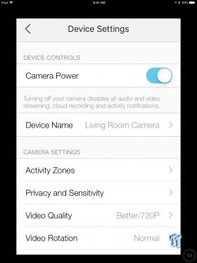 TP-Link KC120 Kasa Cam Smart Home Camera Review