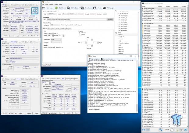 MSI Z370 TOMAHAWK (Intel Z370) Motherboard Review