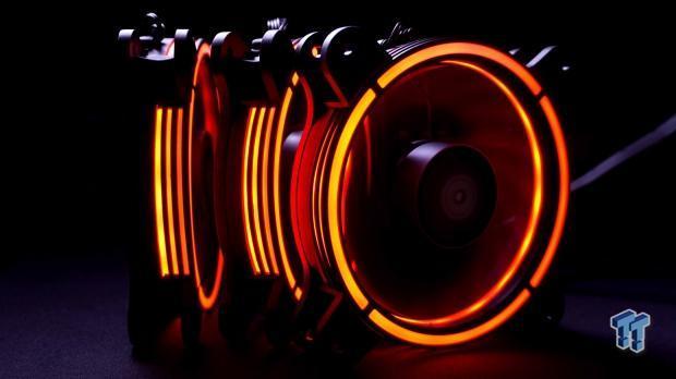 Enermax T B  RGB, RGB Lighting 3 Fan Pack Review