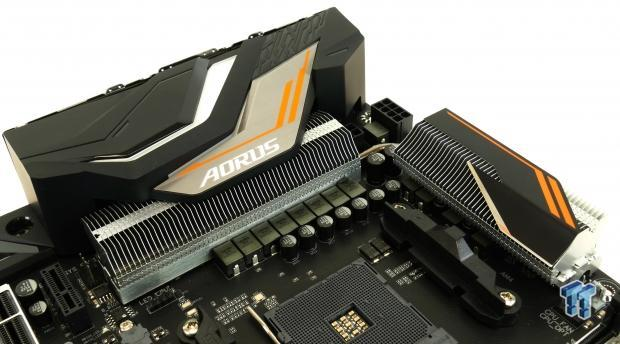 GIGABYTE X470 Aorus Gaming 7 WIFI Motherboard Review