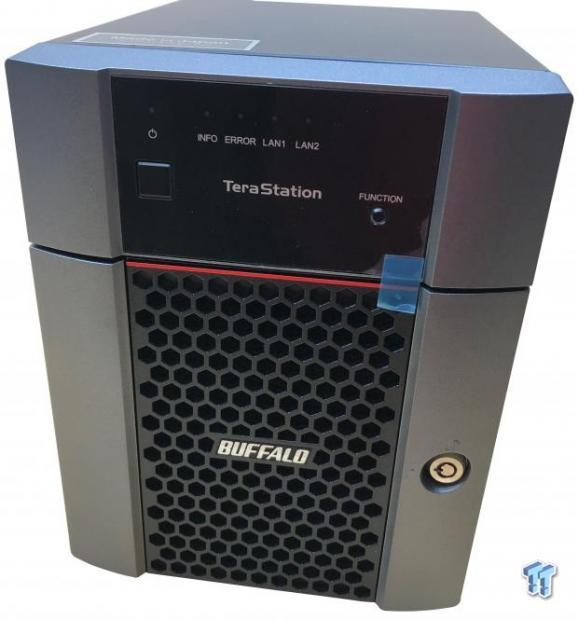 Buffalo TeraStation TS3410 NAS Review