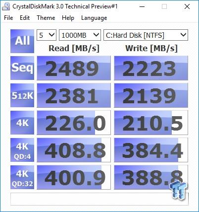 Intel Optane SSD 905P 960GB AIC NVMe PCIe SSD Review