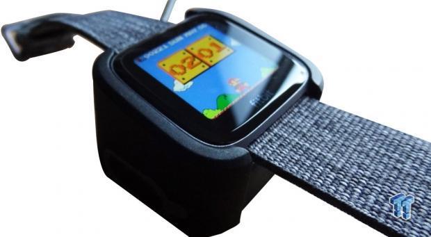 Fitbit Versa Smart Fitness Watch Review