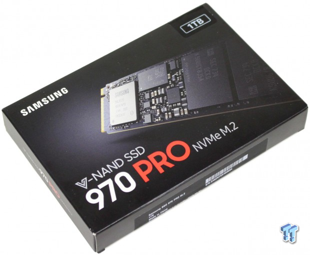Samsung 970 Pro 1TB M 2 NVMe PCIe SSD Review