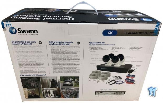 Swann NVR-8580 8-Channel 4K Security System Review