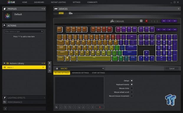 Corsair K68 RGB Gaming Keyboard Review