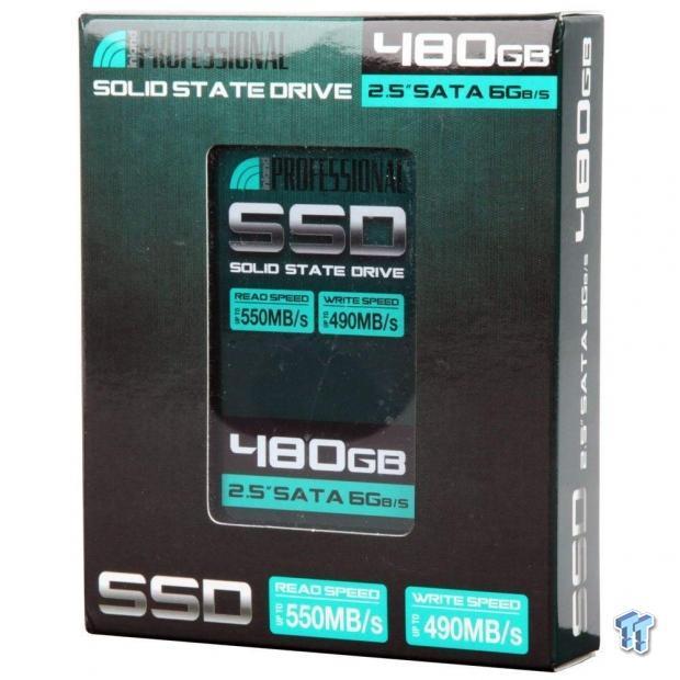 Inland Professional SATA III SSD: $75 For 480GB Madness