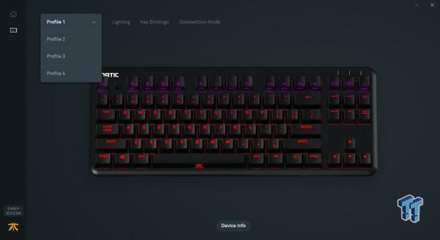 Fnatic miniSTREAK Mechanical Gaming Keyboard Review