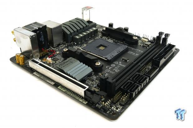 ASRock Fatal1ty B450 Gaming-ITX/ac (B450) Motherboard Review