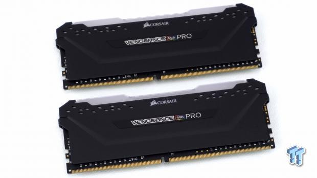 Corsair Vengeance RGB PRO DDR4-4000 16GB Memory Review