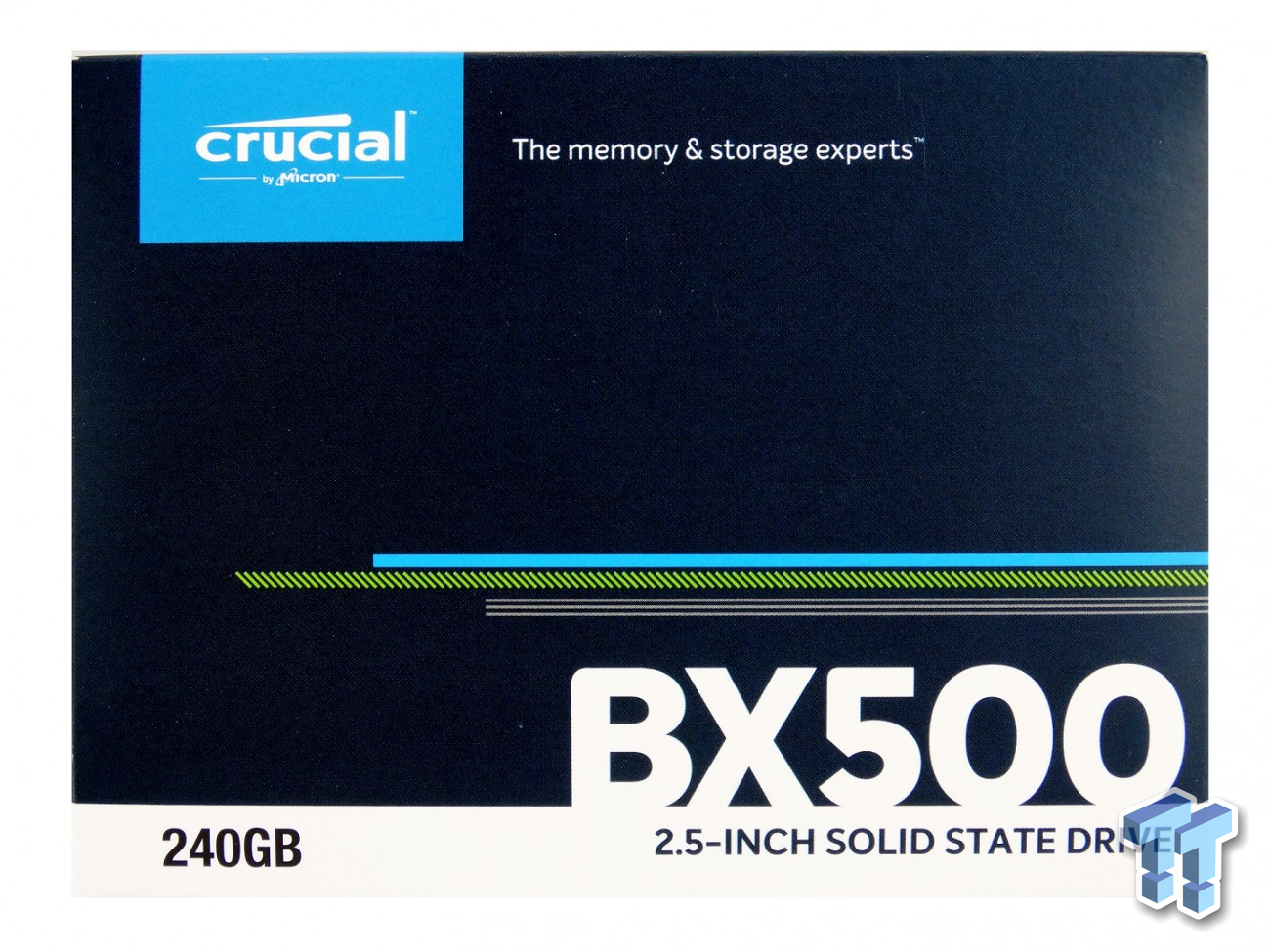 Crucial BX500 SSD Review - Fewer Components, Lower Prices