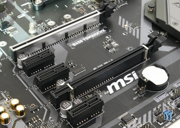 MSI B450 Tomahawk (AMD B450) Motherboard Review