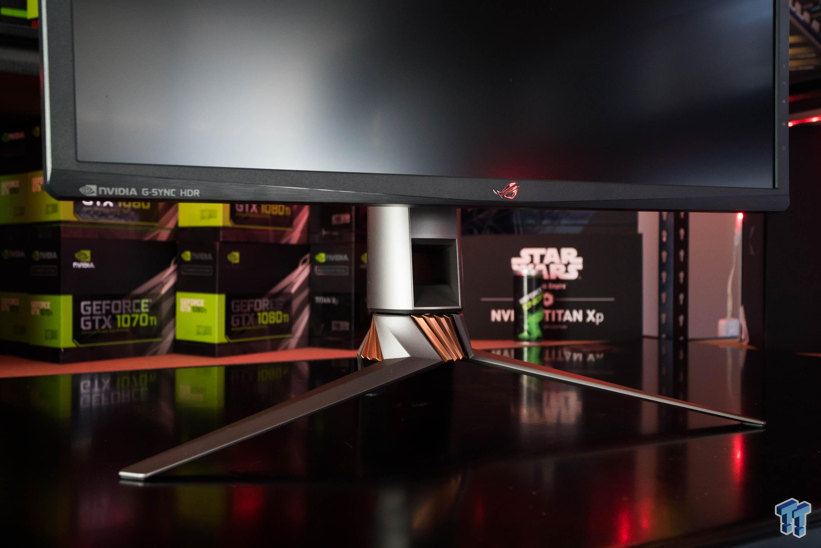 ASUS ROG Swift PG27UQ: The Best Gaming Monitor Ever Made