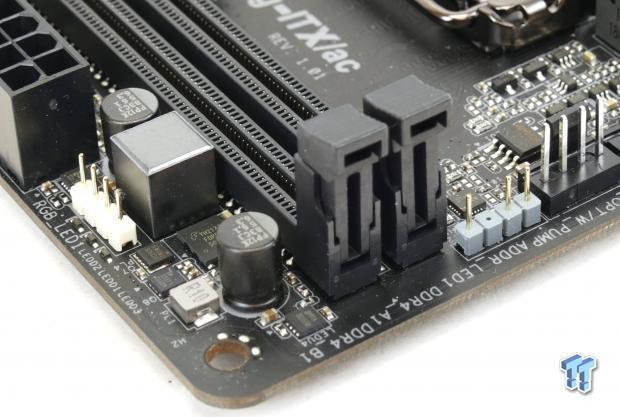 ASRock Z390 Phantom Gaming-ITX/ac Motherboard Preview
