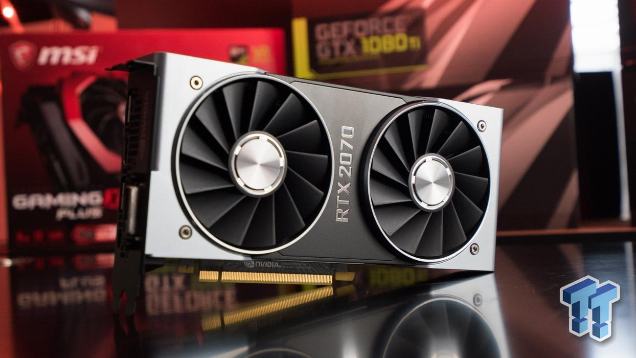 NVIDIA GeForce RTX 2070 Review: The Perfect Card For 1440p