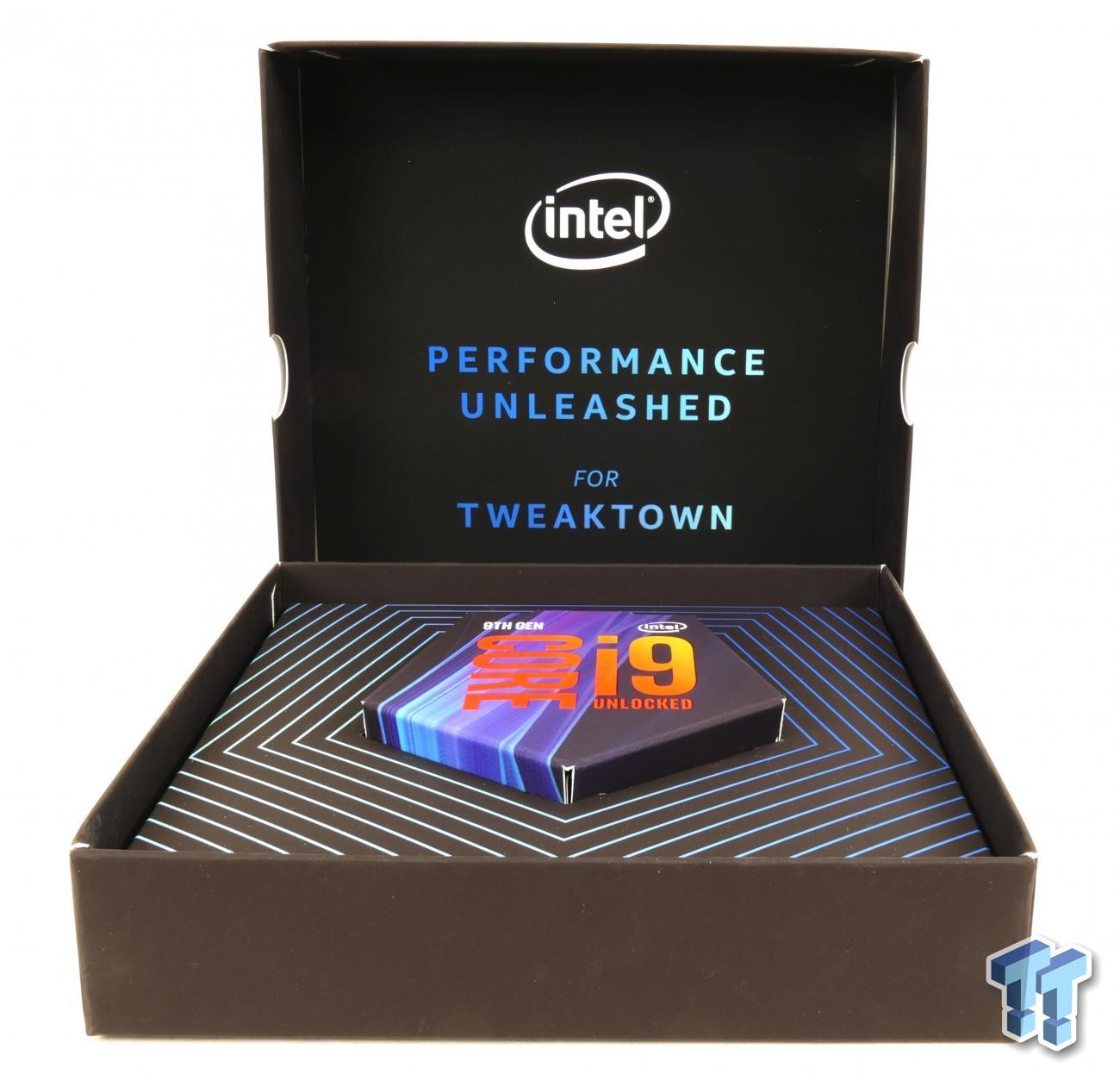 Intel Core i9-9900K 9th Gen Coffee Lake Review