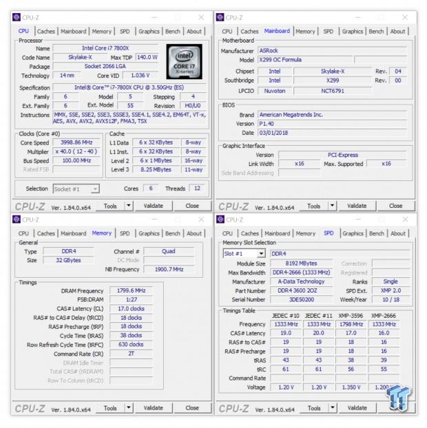 ADATA XPG Spectrix D80 DDR4-3600 32GB Memory Kit Review