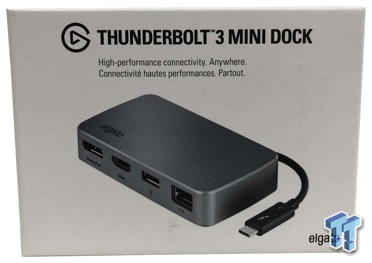 Elgato Mini Dock Thunderbolt 3 Review