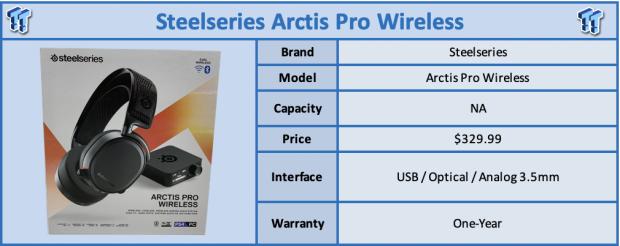SteelSeries Arctis Pro Wireless Review