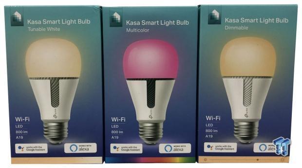 TPLink Kasa Smart Light Bulbs Review
