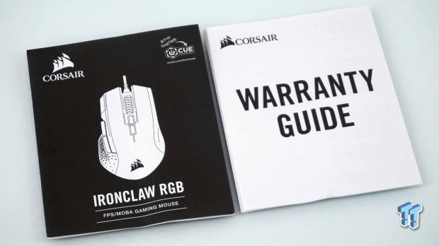 Corsair Ironclaw RGB FPS/MOBA Gaming Mouse Review