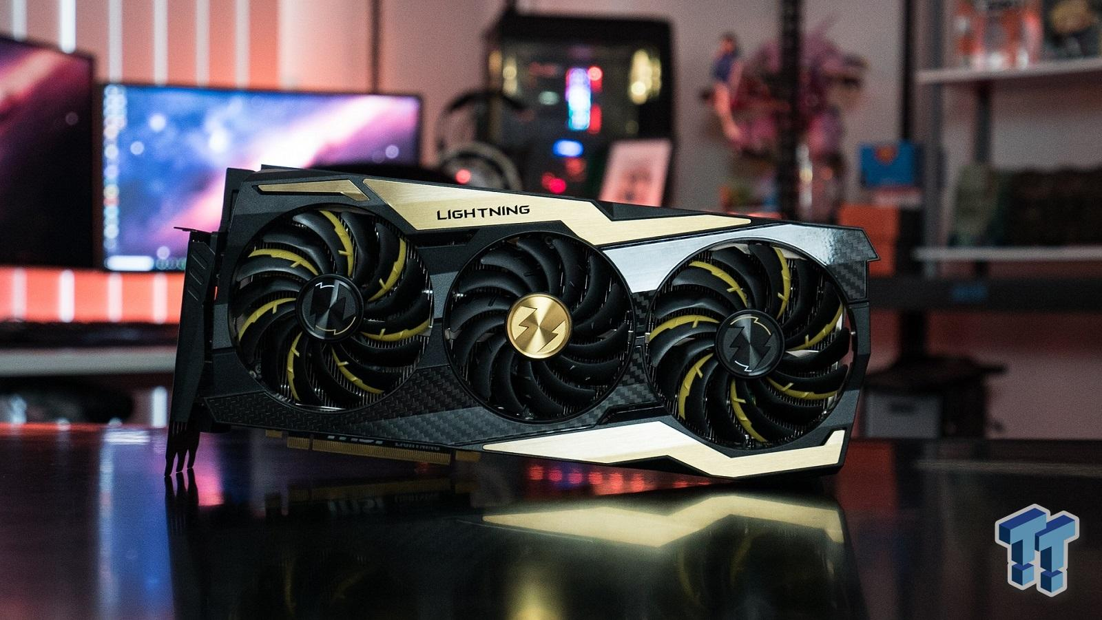 MSI GeForce RTX 2080 Ti LIGHTNING Z: Holy Balls of Steel