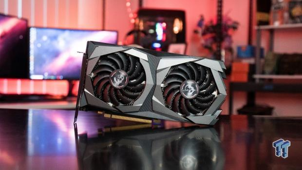 MSI GeForce RTX 2060 GAMING Z Review