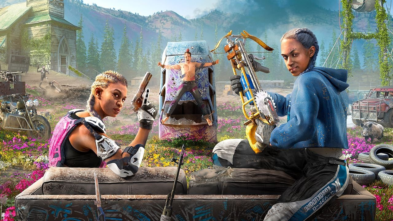 Far Cry New Dawn Benchmarked 1080p 1440p 4k All Tested Tweaktown