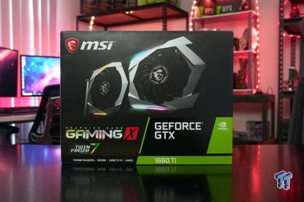 MSI GeForce GTX 1660 Ti GAMING X & VENTUS XS Review