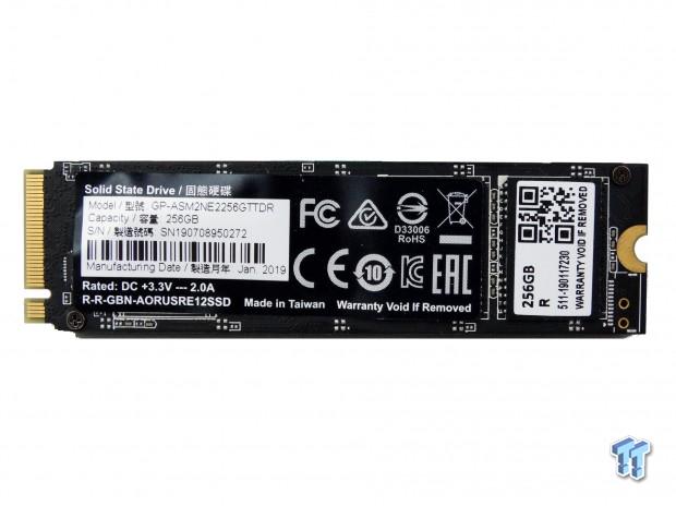 GIGABYTE AORUS RGB M 2 NVMe SSD Review