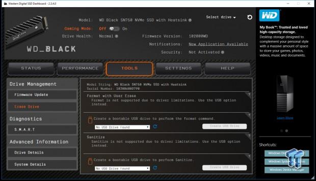 Western Digital Black SN750 with Heatsink SSD Review