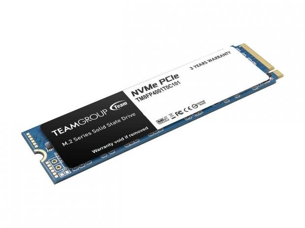 Team Group MP34 Phison E12-Powered NVMe SSD Review