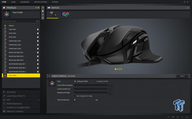 Corsair Nightsword RGB FPS/MOBA Gaming Mouse Review