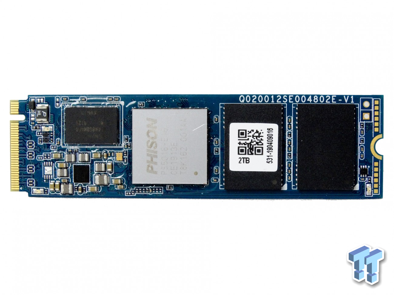 Phison PS5016-E16 PCIe 4 0 SSD First Look Preview