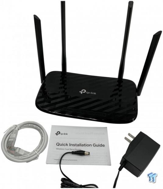TPLink Archer A6 Wireless Router Review