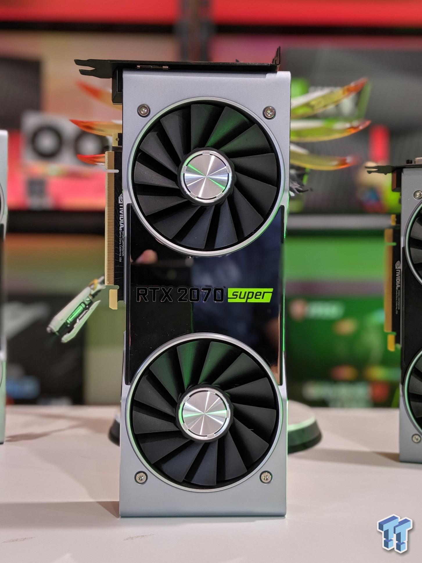 NVIDIA GeForce RTX 2070 SUPER: TITAN Xp Performance For $499