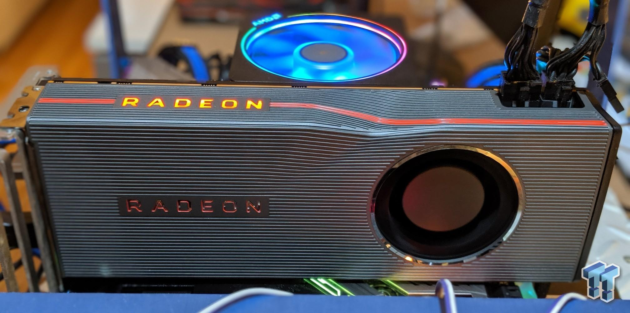 AMD Radeon RX 5700 XT/RX 5700: A Step In The Right Direction