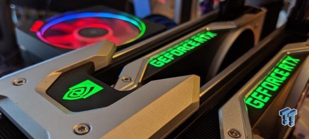 AMD Ryzen 7 3700X: RTX 2080 Ti NVLink vs  GTX 1080 Ti SLI