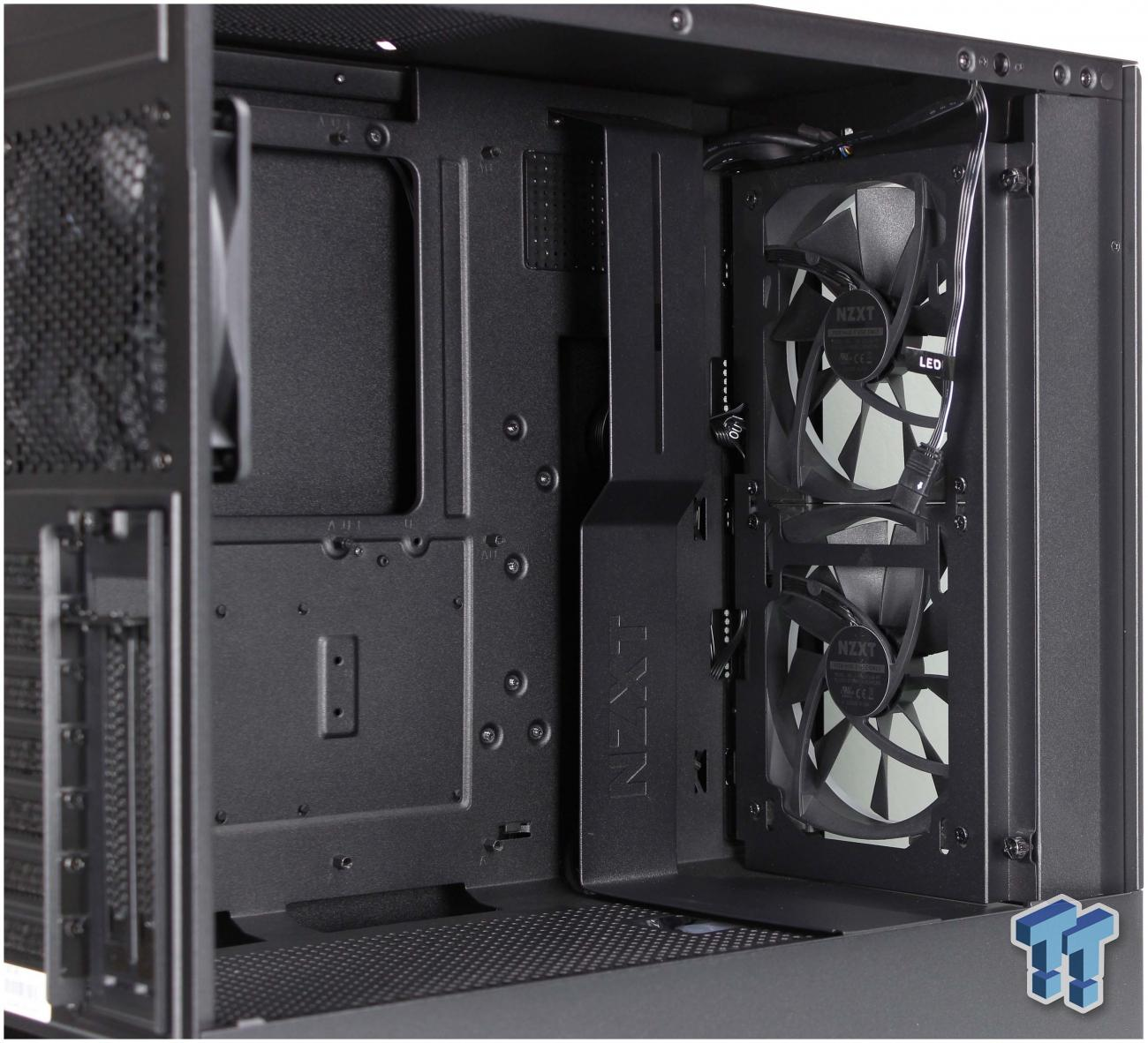 Nzxt H510 Elite Mid Tower Chassis Review Tweaktown
