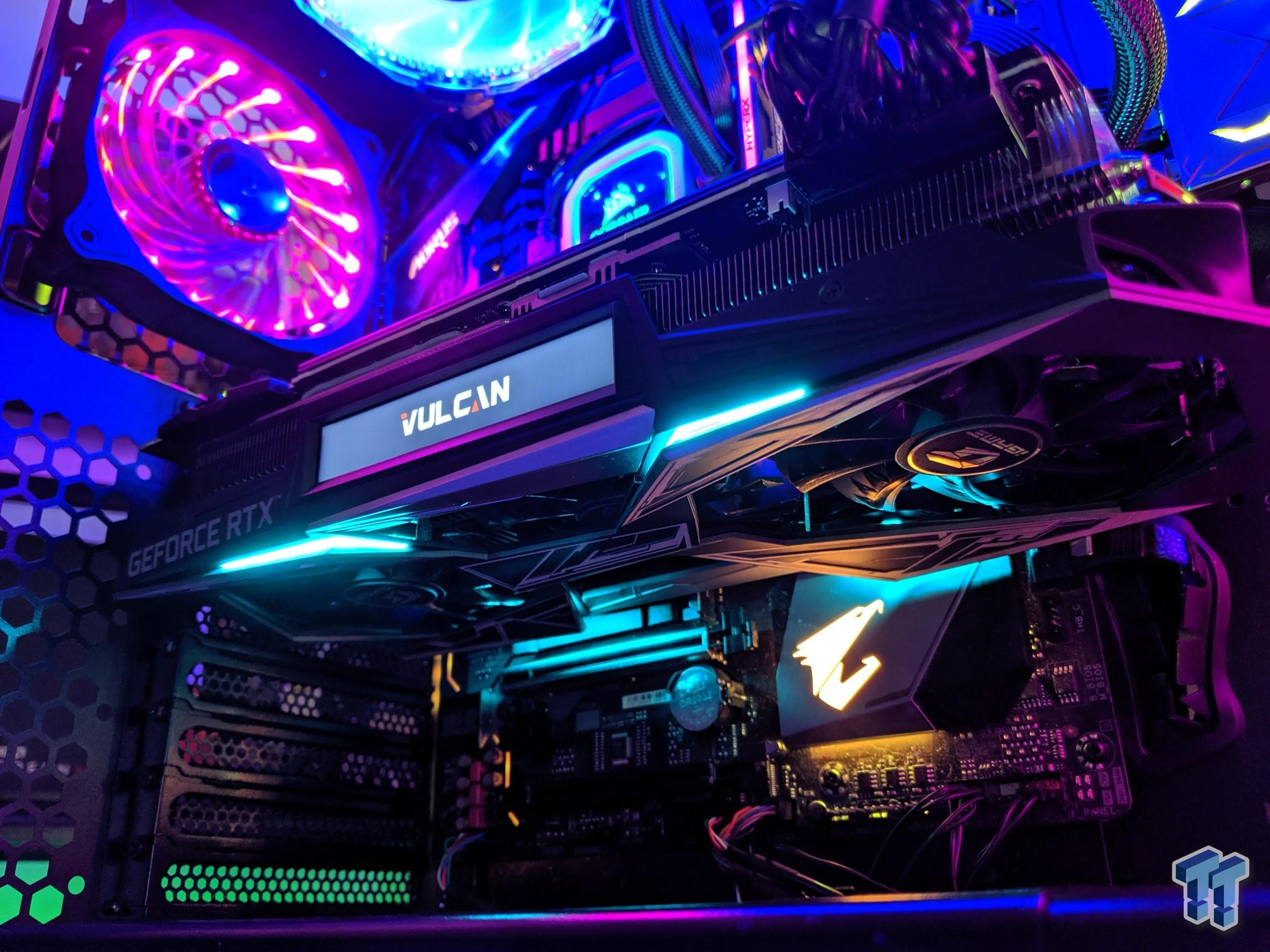 COLORFUL iGame GeForce RTX 2080 SUPER Vulcan X OC-V Review