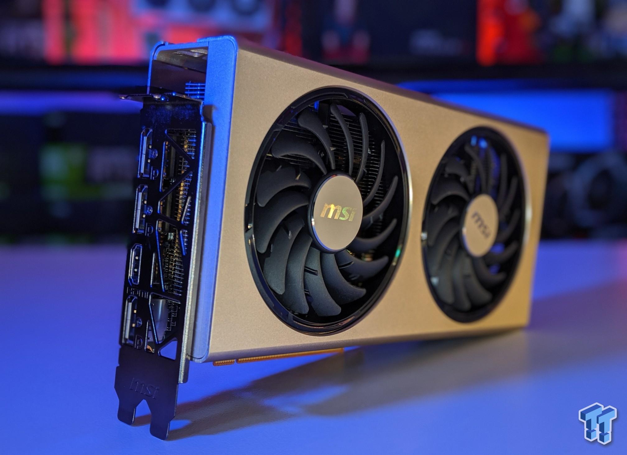 MSI Radeon RX 5700 XT EVOKE OC: Evoking the Best Navi