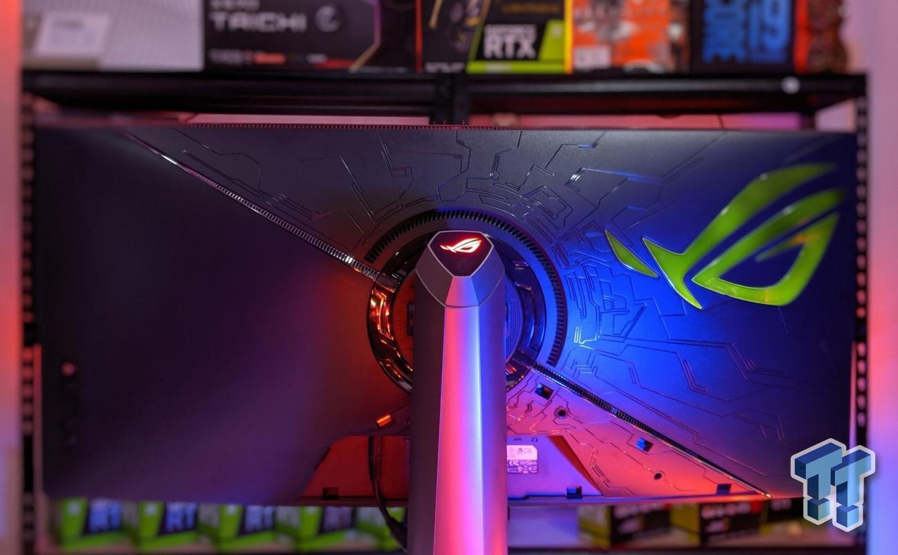 ASUS ROG Swift PG35VQ Review: 3440x1440 @ 200Hz NVIDIA G