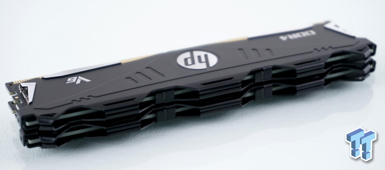 Hp V6 Ddr4 3200 16gb Dual Channel Memory Kit Review Tweaktown